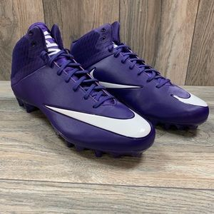 Nike VPR Vapor Speed TD CF Football Cleats Purple